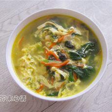 素烩汤的做法