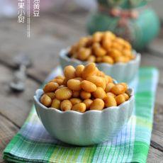 蚝油黄豆的做法