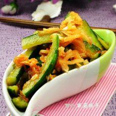 韩式酸辣黄瓜条
