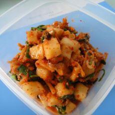 韩式辣萝卜