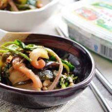韩式凉拌菜的做法