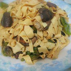 香菇炒干丝的做法