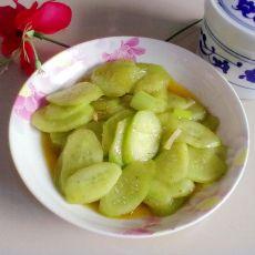 小炒黄瓜片
