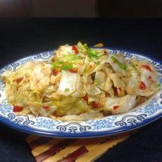 泡椒炒白菜