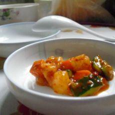 韩版泡菜之一—辣三丁