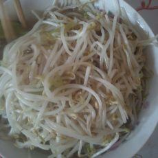 清炒豆芽的做法