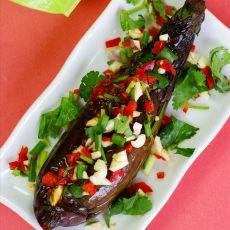 香辣酱香茄―八分钟打造夏日营养料理的做法