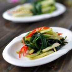 腌韭菜的做法