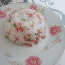 多味米饭的做法