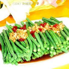 剁椒豇豆的做法