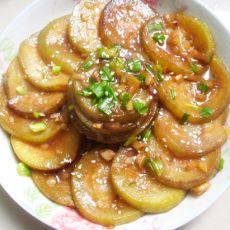 红烧葫芦――美味下酒菜