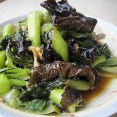 辣炒油菜的做法