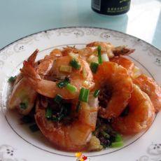 香酥虾的做法