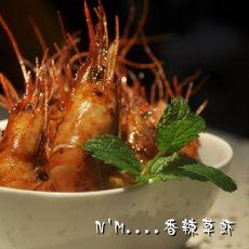 香辣草虾的做法