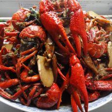 口味虾-夏季美食