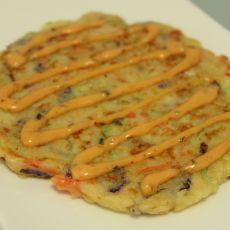 日式蔬菜饼