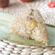 板栗香菇肉棕