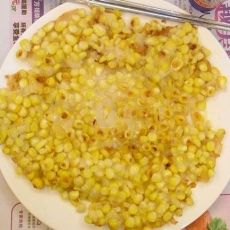 甜香玉米烙