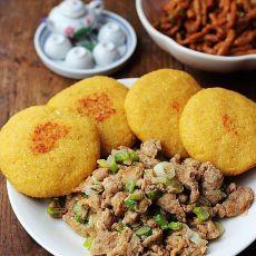 虾酱片片——胶东民俗小吃的做法