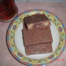 奶香红豆糕