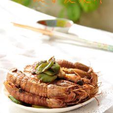 豉香皮皮虾