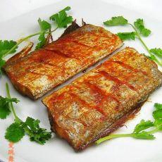 香烤带鱼段