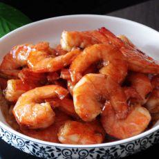 糖醋基围虾