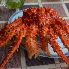 清蒸帝王蟹的做法