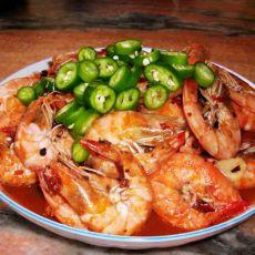 麻辣海虾的做法