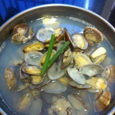 鲜美花蛤汤的做法