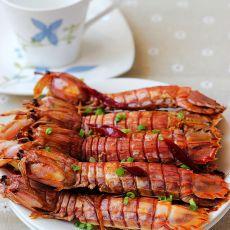 酱炒皮皮虾