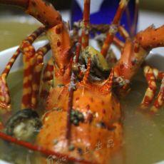 龙虾鲍鱼清汤