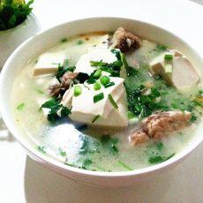 嫩豆腐鱼汤