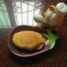 宝宝鱼蛋饼