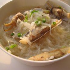 蛎蟥萝卜丝汤