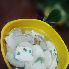 文蛤炖豆腐