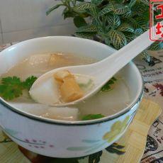 干贝白萝卜汤