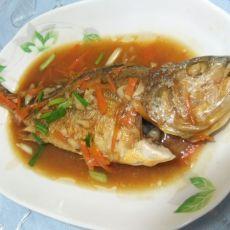 蚝香黄花鱼