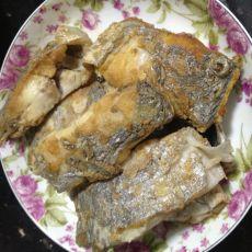 香煎咸带鱼