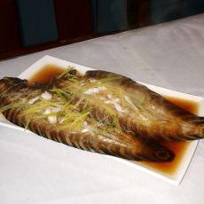 清蒸舌头鱼的做法