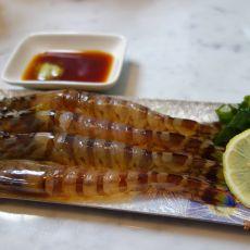刺身凤尾虾