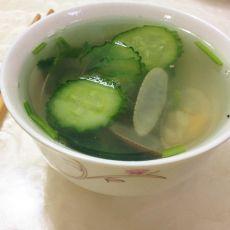 青瓜牡蛎汤