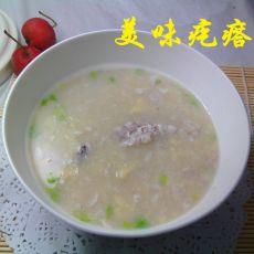 皮皮虾疙瘩汤的做法