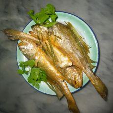 酱煮黄花鱼