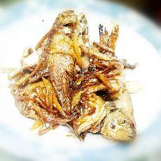 杂鱼酱油水的做法