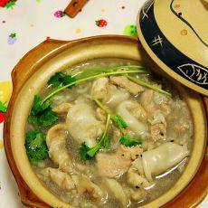 鱼肉香泡饭