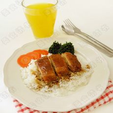 日式照烧鸡饭的做法