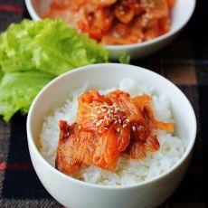 泡菜炒五花肉―下饭最爱