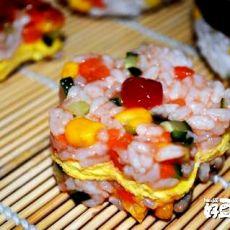 花型小饭团