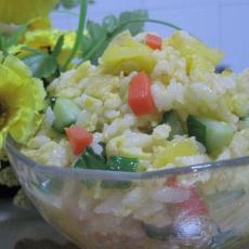 傣家菠萝饭